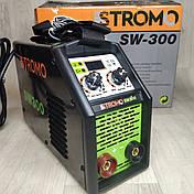 Форсаж дуги! Зварювальний апарат Stromo SW 300 А +Маска Хамелеон, фото 3