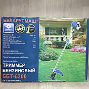 Бензокоса Беларусмаш ББТ-6300 мотокоса, фото 3
