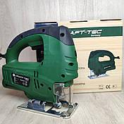 Електричний лобзик Craft-tec PXJS-65 з лазером електролобзик, фото 3