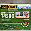 Бензокоса Procraft T4500 мотокоса, фото 6