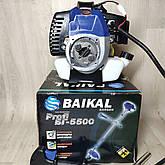 Бензокоса Байкал Profi БГ- 5500 мотокоса, фото 3