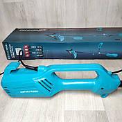 Чехия. Электрокоса GRAND КГ-2700 с двойной ручкой, фото 2