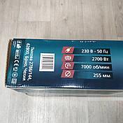 Чехия. Электрокоса GRAND КГ-2700 с двойной ручкой, фото 3