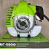 Бензокоса МТЗ Белорус БГ-5900 Профессионал мотокоса, фото 3