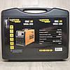 Сварочный аппарат Kaiser MMA-280 HOME LINE в кейсе, фото 5