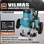 Фрезер по дереву VILMAS 1600-ER-6, 8,12 цанги, фото 2