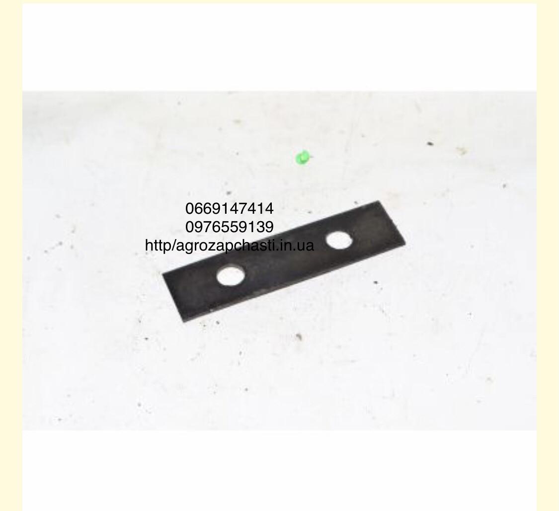 Пластина трения ножа без буртика ДОН,НИВА (Р230.00.005) Р117.00.003А