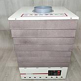 Електросушарка для овочів і фруктів Profit M ЕСП 01Е 820вт 35л з таймером, фото 2