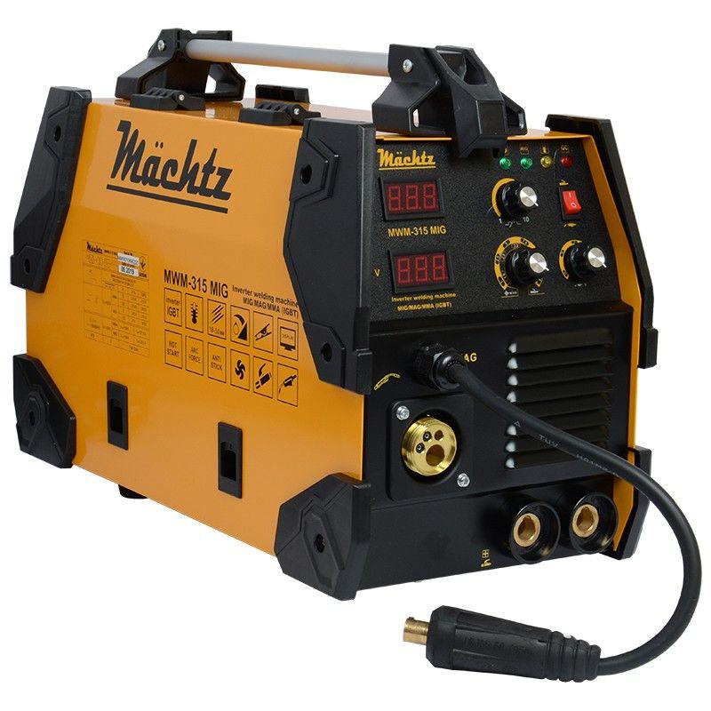 Инверторный сварочный полуавтомат Machtz MWM-315 MIG