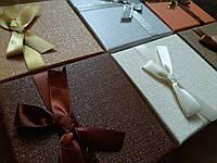 Коробочка подарочная для часов с подушечкой 6 цветов только с часами нашего магазина