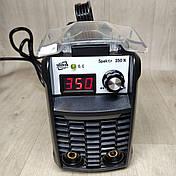 Інвертор зварювальний апарат Spektr IWM 350N, фото 3