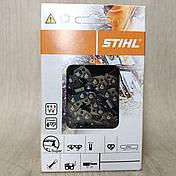 Цепь для электропилы Stihl 57 звеньев шаг 3/8 C -ORIGINAL Суперзуб, фото 2