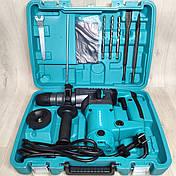 Бочковой перфоратор электрический Grand ПЭ-1600, фото 2