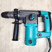 Бочковой перфоратор электрический Grand ПЭ-1600, фото 3