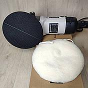Полировальная машина ЭЛПРОМ ЭМП-1500 полировка автомобильная, фото 3