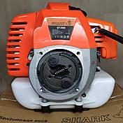 Бензокоса Shark GT-3500 мотокоса, фото 3