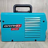 Сварочный аппарат Grand ММА-320 + болгарка + маска хамелеон, фото 2