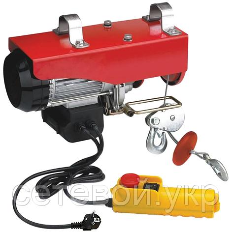Тельфер электрический Vorskla 125/250 кг, фото 2