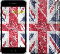 """Чехол на iPhone 6 Plus Флаг Великобритании 1 """"386c-48"""""""