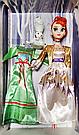 Кукла Холодное сердце Анна с дополнительным нарядом и Олаф , фото 2