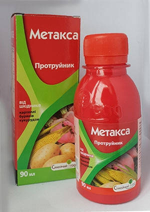 Протруйник Метакса к.с. (90 мл), Сімейний Сад, фото 2