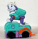 Щенячий патруль игрушка музыкальная с подсветкой на батарейках Эверест, фото 3