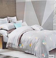 Комплект постельного белья Vie Nouvelle Velour 200х220 VL 067 Евро, фото 1