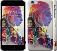 """Чехол на iPhone 6 Plus Game of thrones art """"2841c-48"""""""