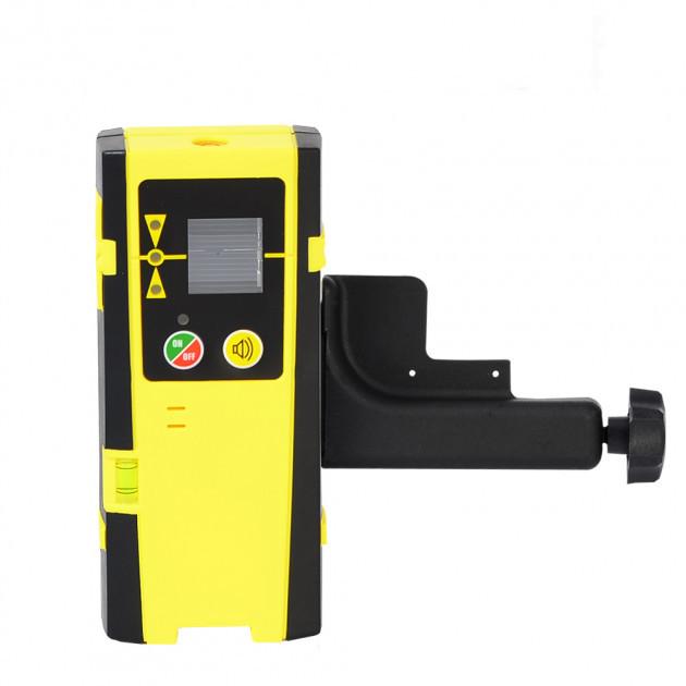 Приемник лазерный (ловушка) для лазерного уровня 5Гц Firecore, Huepar, Xeast (зеленый и красный лучи)