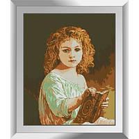 31496 Мария. Dream Art. Набор алмазной живописи (квадратные, полная)