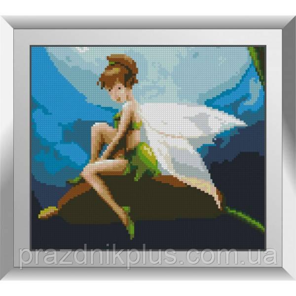31639 Эльфийка. Dream Art. Набор алмазной живописи (квадратные, полная)