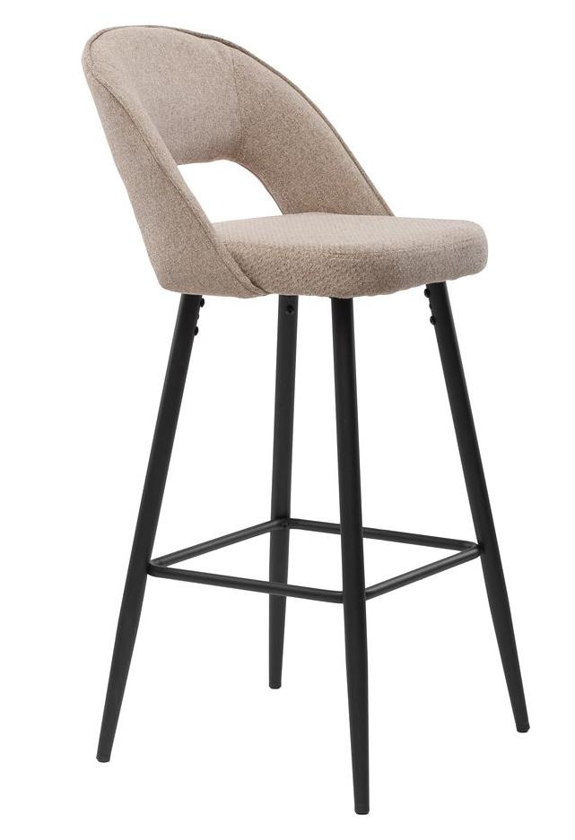 Барный стул Taylor ткань бежевый TM Concepto