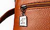 Рюкзак женский кожаный городской Yilanduo, фото 8