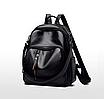 Рюкзак женский кожаный городской Yilanduo, фото 2