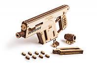 Пазлы Wood Trick  Mechaniical 3D Штурмовая винтовка (Danko Toys)Данко Тойс Украина