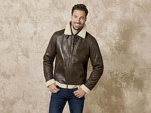 Мужская куртка-дублёнка Livergy Размер 48