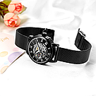 Женские часы Forsining механические часы скелетон, фото 6