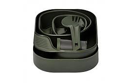 Набор посуды Wildo® CAMP-A-BOX® Complete - Olive Green