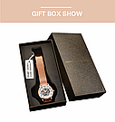 Женские часы Forsining механические часы скелетон, фото 10