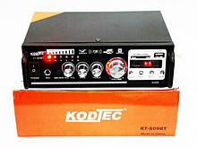 Усилитель звука KT-809BT / AV-306B