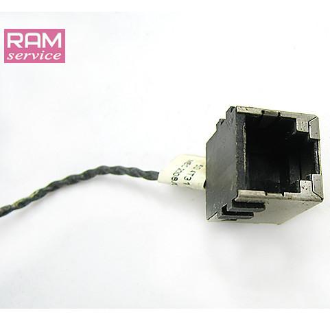 Роз'єм RJ45, LAN порт для ноутбука, Acer Extensa 5620G, 50.4T319.001, Б/В, В хорошому стані, без пошкоджень