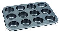 Форма для выпечки кексов 35х26х3 см Con Brio CB-533