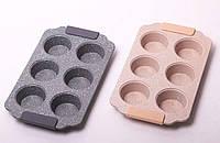 Форма для выпекания кексов Kamille KM-6038