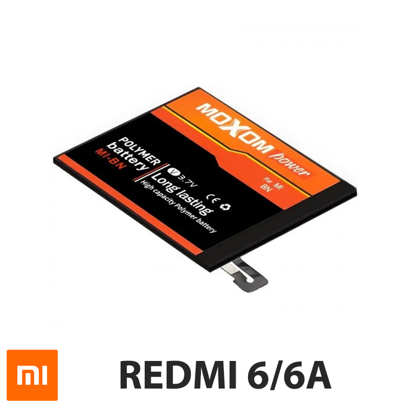 Аккумулятор Xiaomi Redmi 6/6A (BN37), батарея сяоми ксиоми редми 6, 6а