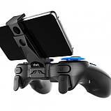 Беспроводной Геймпад IPEGA PG-9090 Blue Elf Джойстик Bluetooth для PC iOS Android Smart TV (с адаптером), фото 3