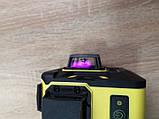 Лазерный уровень SVAROG 3D 12 линий - Зеленые лучи, фото 3