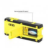 Приемник лазерный (ловушка) для лазерного уровня 5Гц Firecore, Huepar, Xeast (зеленый и красный лучи), фото 2