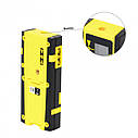 Приемник лазерный (ловушка) для лазерного уровня 5Гц Firecore, Huepar, Xeast (зеленый и красный лучи), фото 4
