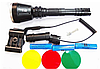 Ліхтарик Bailong Police BL-Q3888-T6 тактичний підствольний / ручний ліхтарик, фото 2