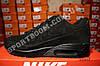 Кроссовки Nike Air Max 90 VT Black Черные Замш, фото 8